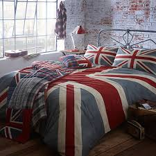 Duvet Covers Debenhams Debenhams Grey U0027vintage Union Jack U0027 Bed Linen At Debenhams Com