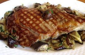 cuisiner cote de veau côte de veau moelleuse aux cèpes