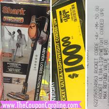 home depot clearance find 50 shark rocket the coupon
