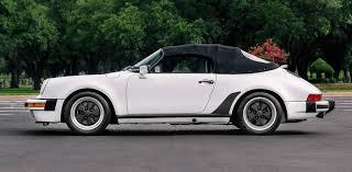 1989 porsche speedster for sale dealer inventory 1989 porsche 911 speedster 8 000 miles rennlist