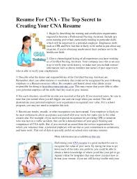 cna resume templates here are cna resume templates aide resume resume sle cna