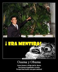 Obama Bin Laden Meme - osama y obama desmotivaciones
