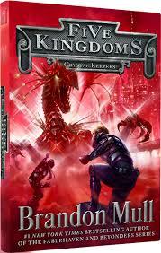 books five kingdoms sky raiders