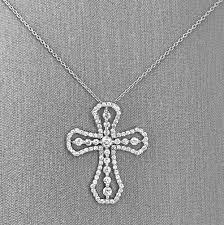 cross necklace fine jewelry images Diamond cross pendant diamond necklaces fine jewelry jpg