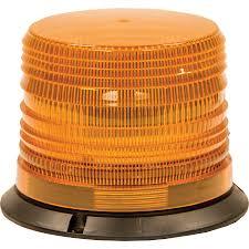 snow plow strobe lights buyers sl640alp amber permanent mount dual flash snow plow strobe