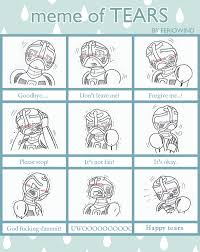 Tears Meme - bionicle meme of tears by taibu kettu on deviantart