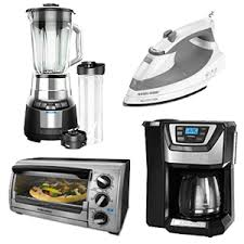 Kitchen Appliances Small Kitchen Appliances And Home Appliances Black Decker