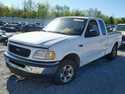 1997 ford f150 4 6 engine for sale 1ftdx1766vna50649 1997 white ford f150 on sale in tn