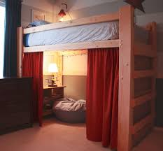 Plans For Loft Bed With Desk by Best 25 Kid Loft Beds Ideas On Pinterest Kids Kids Loft