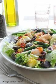 ina garten s shrimp salad barefoot contessa shrimp nicoise salad minus potatoes chef ina garten barefoot