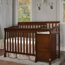 mini drop side crib wayfair