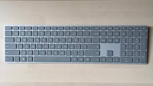 microsoft keyboard layout designer microsoft modern keyboard review the sleek design and fingerprint