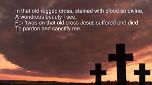 The Old Rugged Cross Hymn The Old Rugged Cross Youtube