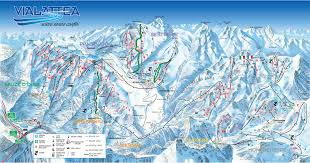 Italy Mountains Map by Sauze D U0027oulx Italian Ski Resort J2ski