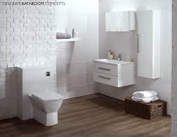 Aquatrend Designer Mirrored Bathroom Cabinet Avola Grey - Designer bathroom cabinets