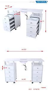 nail table ventilation systems nail tables with ventilation salon table system systems canada