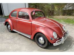 pink volkswagen beetle for sale 1956 volkswagen beetle for sale classiccars com cc 985720