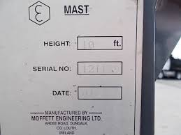 mast forklifts for sale