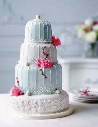 birdcage wedding cake m u0026s