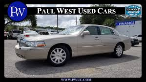 Overhead Door Gainesville by Lincoln Town Car Limited Gainesville Fl For Sale