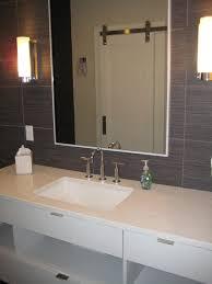 caesarstone nougat modern new orleans with freestanding bathroom