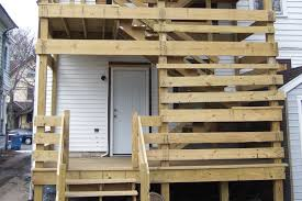 How Much Would It Cost To Build A House A Deck Built To Fail Professional Deck Builder Codes And