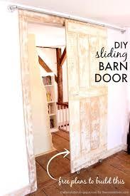How To Make Barn Stars Best 25 Diy Sliding Barn Door Ideas On Pinterest Sliding Door