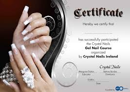 certificate for educators crystal nails webshop buy your