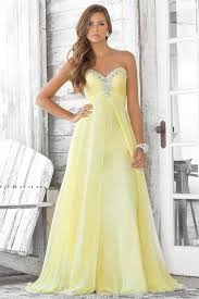yellow prom dresses latest yellow dresses for sale at sheindress