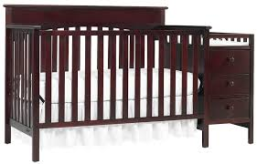 Graco Lauren Classic Convertible Crib White by Graco Lauren Crib And Changing Table In Classic Cherry Creative