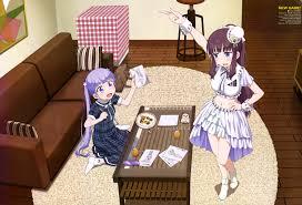 download 6012x4085 new game takimoto hifumi suzukaze aoba room