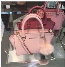 light pink michael kors handbag bag pink michael kors michael kors bag light pink pink mk bag