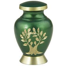 cremation urns for adults mini keepsake funeral urn brass cremation urns for human ashes