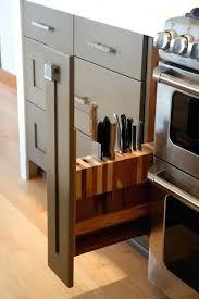 kitchen knife storage ideas kitchen knives storage golbiprint me