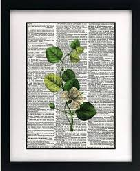 Dictionary Pedestal Buy Hand Made Art Print On Vintage Dictionary Page 5 U0026quot X