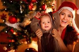 family christmas christmas family growing your baby