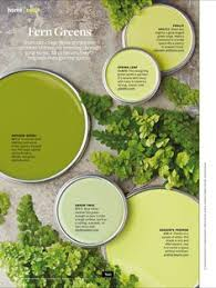 paint palettes color stories decorating and gardens