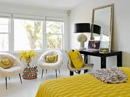 bedroom ideas yellow and gray fabulous home design gray and
