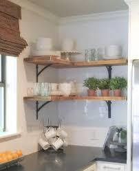 kitchen corner shelves ideas best 25 corner shelves kitchen ideas on corner shelf