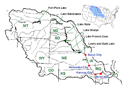 map of missouri river flowmap gif