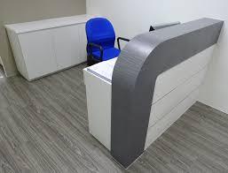 Second Hand Reception Desk by Reception Desk Peng Tat Furniture