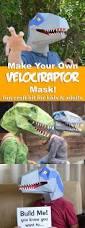 47 best diy dinosaur masks images on pinterest dinosaur mask