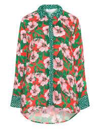 print blouse zizzi floral print blouse navabi