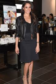 meghan markle interview about her fashion style u0026 playing rachel