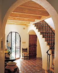 Spanish Colonial Architecture Floor Plans An Authentic New Spanish Colonial Old House Restoration