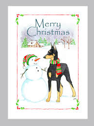 doberman pinscher cards doberman pinscher dobermans