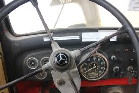 specials 1954 mercedes benz l4500 diesel with glider aircraft winch