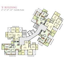 Tenement Floor Plan by Vision Indramegh Floor Plan Propertypointer Com