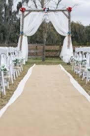 Burlap Wedding Aisle Runner Burlap Wedding Aisle Runner With Monogram Runners Lace And Wedding