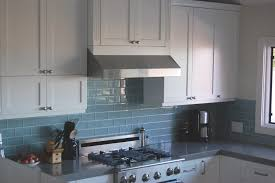 kitchen backsplash ideas for cabinets 3 blue kitchen backsplashes you ll